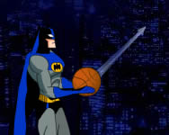 Batman i love basketball j�t�k