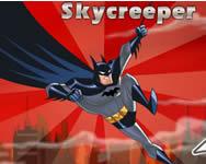 Batman skycreeper online játék