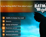 The ultimate Batman quiz online j�t�k